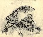 crochiu - picnic a la Daumier _ http://laurapoanta.ro/Poze/carti/crochiu_-_picnic_dupa_Daumier.jpg