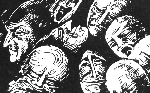 Ilustraţie la Marcel Moreau Discurs contra piedicilor _ http://laurapoanta.ro/Poze/carti/desen_122.jpg